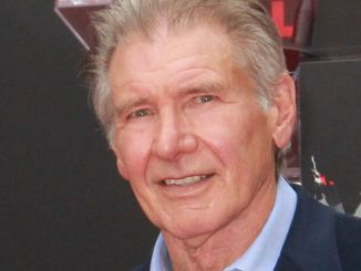 Harrison Ford - Sir Ridley Scott Hand And Footprint Ceremony