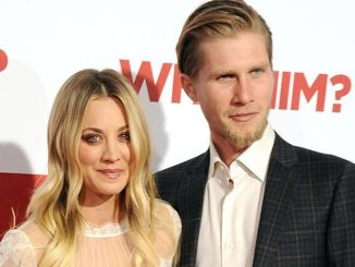 """Kaley Cuoco and Karl Cook - """"Why Him?"""" Los Angeles Premiere"""