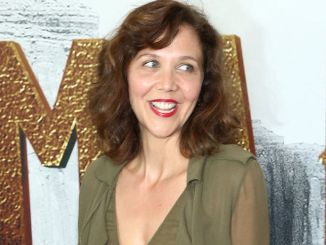 """Maggie Gyllenhaal - """"The Magnificent Seven"""" New York City Premiere"""