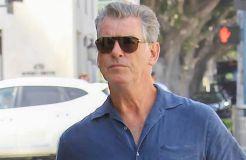 """Pierce Brosnan und die """"James Bond""""-Ausbootung"""