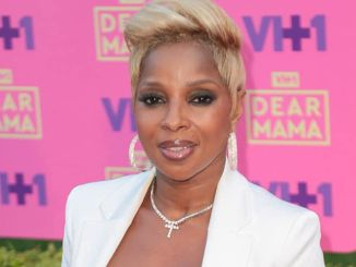 """Mary J. Blige - VH1's 2nd Annual """"Dear Mama: An Event to Honor Moms"""" - Arrivals"""
