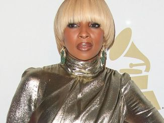 Mary J. Blige - 59th Annual Grammy Awards