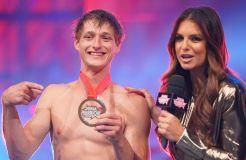 """Ninja Warrior Germany"" 2017: Moritz Hans ehrt seine Medaille"
