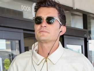 Orlando Bloom Sighted at LAX Airport in Los Angeles on June 15, 2017