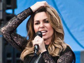 """Shania Twain in Concert on NBC's """"Today"""" Show at Rockefeller Plaza in New York City - 2"""