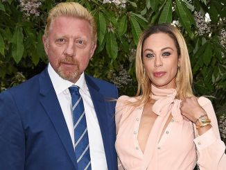Boris Becker and Lilly Becker - The Serpentine Summer Party 2016