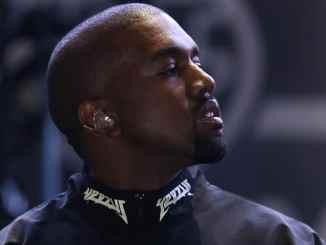 Kanye West im Live-TV - TV News