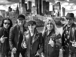 """Scorpions"" veröffentlichen ""Born To Touch Your Feelings"" - Musik News"