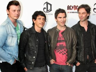 """Stereophonics - """"AC/DC: Live at River Plate"""" London Premiere"""
