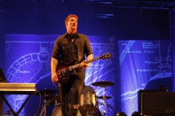 Josh Homme - Queens of the Stone Age - Glastonbury Festival 2011 - Day 4
