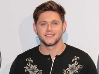 Niall Horan - 2017 American Music Awards - 3