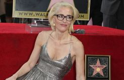 Walk of Fame: Gillian Anderson hat einen Stern