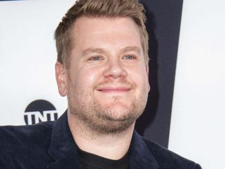 James Corden - 2017 Turner Upfront