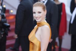 Jessica Chastain - 70th Annual Cannes Film Festival