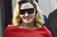 Madonna ist mit 30 Tonnen Gepäck in Israel gelandet