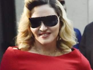 Madonna ist mit 30 Tonnen Gepäck in Israel gelandet - Musik News