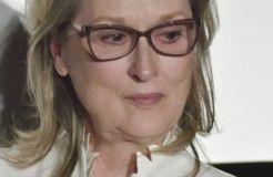 Meryl Streep kann ihre alten Filme nicht sehen