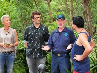 "Dschungelcamp 2018: Matthias Mangiapane in der ""Raumstation Murwillumbah"" - TV News"