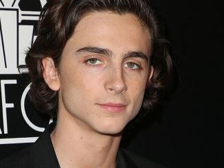 Timothee Chalamet - 43rd Annual Los Angeles Film Critics Association Awards