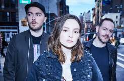 """Chvrches"": Tour-Termine 2018"