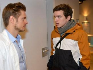 GZSZ: Luis bangt um Jonas' Leben - TV News