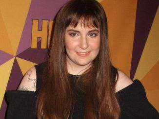 Lena Dunham - HBO's Official 75th Annual Golden Globe Awards After Party