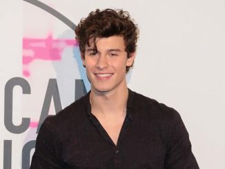 Shawn Mendes - 2017 American Music Awards - Press Room