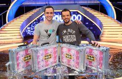 Schlag den Henssler: Xabier gewinnt eine Million Euro