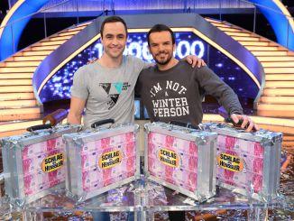 Schlag den Henssler: Xabier gewinnt eine Million Euro - TV