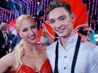 Heiko Lochmann und Kathrin Menzinger - Let's Dance