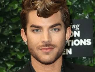 Adam Lambert: Seine Gedanken sind bei Freddie Mercury - Promi Klatsch und Tratsch