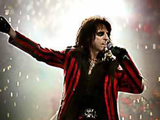 Alice Cooper verteidigt Johnny Depp - Musik News