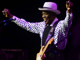 Buddy Guy - 2017 Experience Hendrix Tour in Concert at Chicago Theater