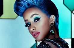 Arbeitet Cardi B an einem Disstrack gegen Nicki Minaj?
