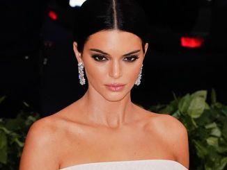 "Kendall Jenner - ""Heavenly Bodies: Fashion & The Catholic Imagination"" Costume Institute Gala"