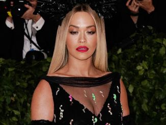 "Rita Ora - ""Heavenly Bodies: Fashion & The Catholic Imagination"" Costume Institute Gala"