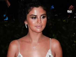 "Selena Gomez - ""Heavenly Bodies: Fashion & The Catholic Imagination"" Costume Institute Gala"