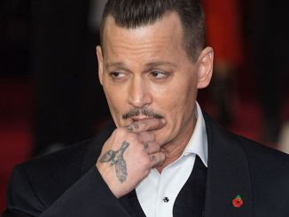 "Johnny Depp - ""Murder on the Orient Express"" World Premiere"