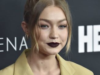 "Gigi Hadid - HBO's ""Being Serena"" TV Series New York City Premiere"
