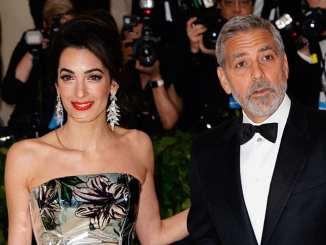 George Clooney, Amal und der wöchentliche Pizza-Abend - Promi Klatsch und Tratsch