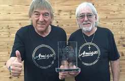 """""""Amigos"""": #1-Award für neuntes Nummer-eins-Album"""