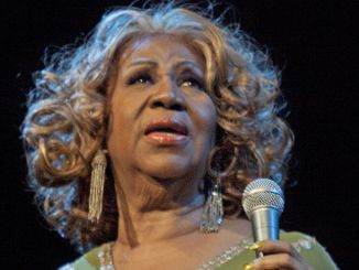 Aretha Franklin in Concert, New York City