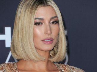 Hailey Baldwin - 2018 iHeartRadio Music Awards