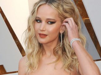 Jennifer Lawrence - 90th Annual Academy Awards