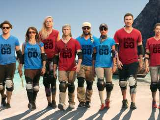 """Lucas Cordalis und die anderen """"Global Gladiators"""" - TV News"""