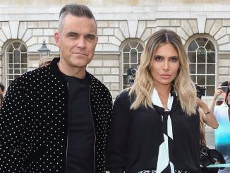 Ayda Field schockt Robbie Williams - TV News