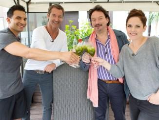 Das perfekte Profi Dinner mit Christian Henze, Sybille Schönberger, Kolja Kleeberg und Attila Hildmann - TV News