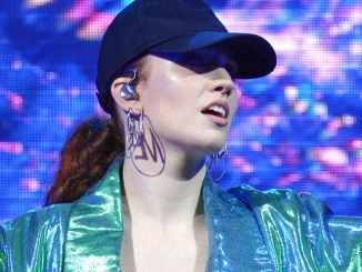 Jess Glynne in Concert at Aintree Racecourse in Liverpool - June 16, 2017