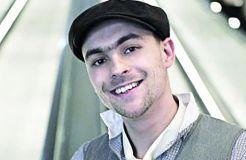 Max Mutzke sammelt Snippets für neues Album