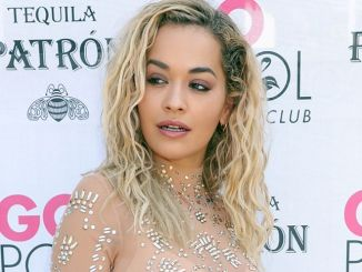 Rita Ora in Concert at Go Pool Las Vegas - July 13, 2018